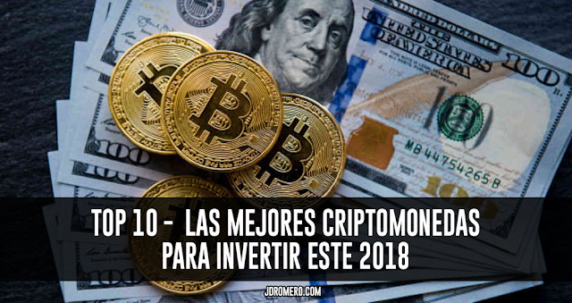 top-criptomonedas-invertir-2018