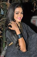 Sowjanya in Black Saree ~  034.JPG