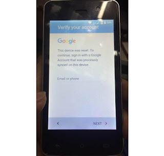 Cherry Mobile ACE 2 FRP Verify Google Account