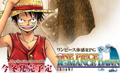 Download One Piece Romance Dawn ISO/CSO PPSSPP High Compress [English Patch]
