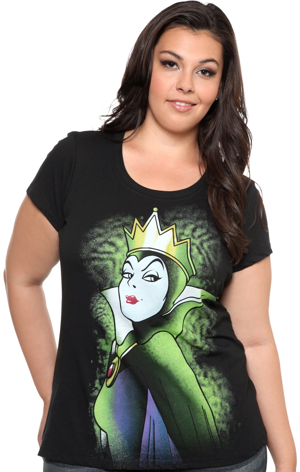 Filmic Light - Snow White Archive: Evil Queen Tees and TopsDisney Evil Queen T Shirt