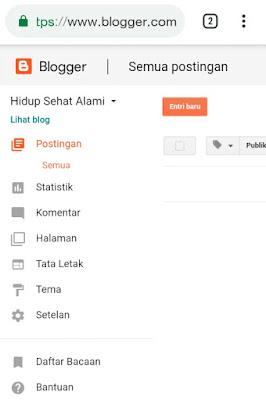 Cara Mengetahui ID Blog Kita Sendiri