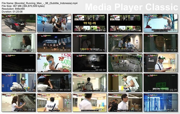 Free download running man episode 190 subtitle indonesia / Gespannen