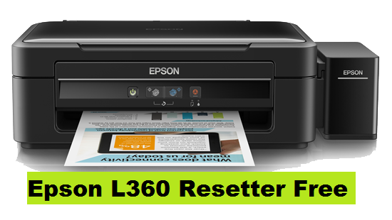 HOW TO RESET EPSON L360 || L130 || L220 || L310 || L360