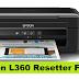 HOW TO RESET EPSON L360 ||  L130 || L220 || L310 || L360 || L365 || RESETTER ||