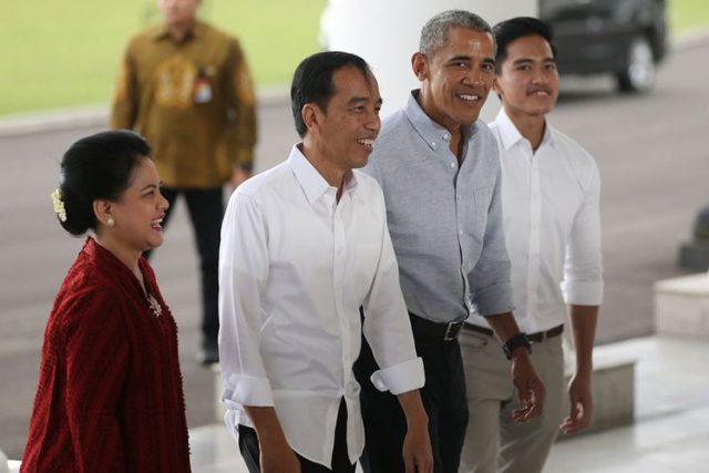 Haters Bisa Kejang-kejang Bila Tahu Presiden Boyong Keluarga ke Luar Negeri Gunakan Anggaran