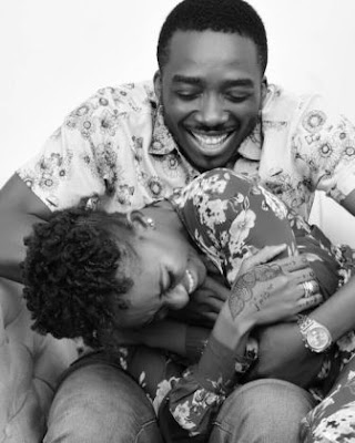 Bovi and his wife Kristal