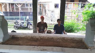 Berziarah Ke Makam Pangeran Rangga Gede di Panday Kelurahan Talun Kecamatan Sumedang Selatan Kota Sumedang