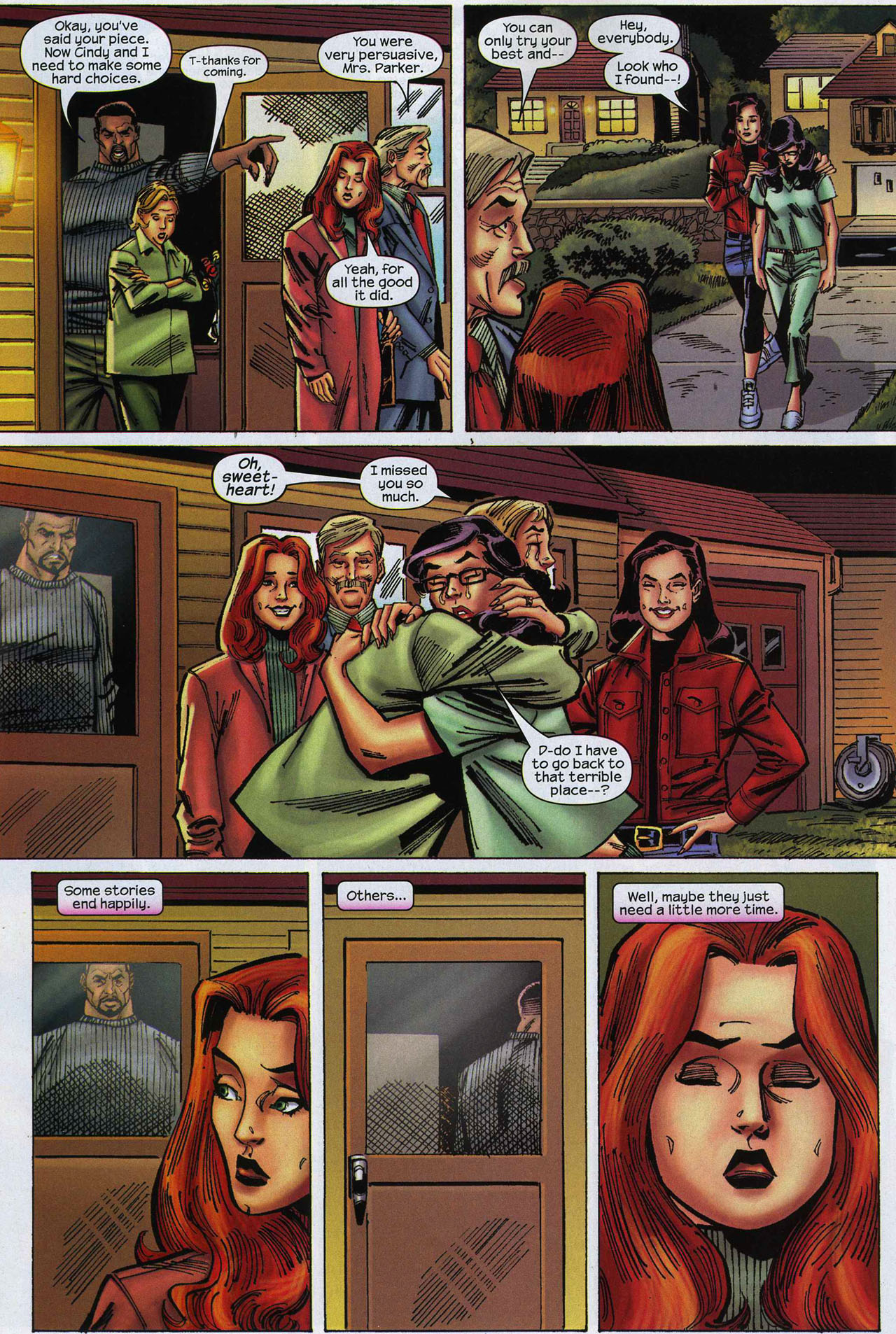 Amazing Spider-Girl 8 Page 20