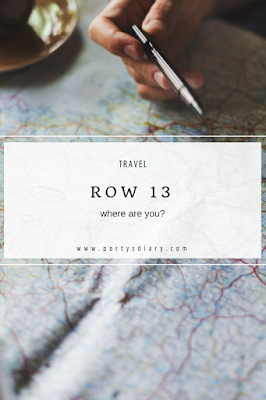 Travel | Row 13, where are you?