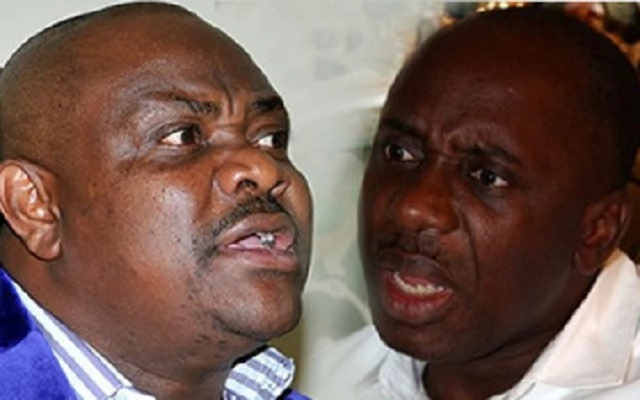 I have no personal problems with Amaechi - Wike