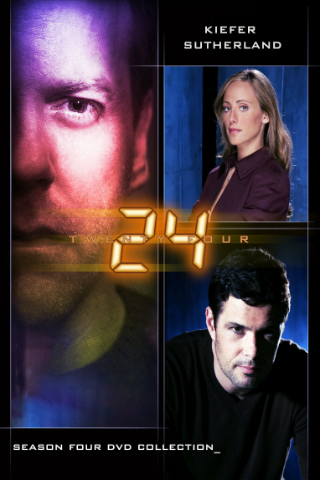 24 [Temporada 4] [2005] [DVDR] [NTSC] [Latino]