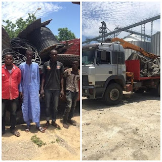 , Troops arrest Corp member, 3 others for vandalizing in Borno State, Latest Nigeria News, Daily Devotionals & Celebrity Gossips - Chidispalace