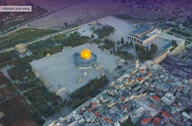 '10 Hikmah Isra Miraj'