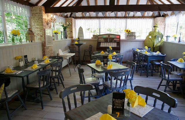 Skelton Mill Tea Rooms and Bistro Parmo Afternoon Tea Review