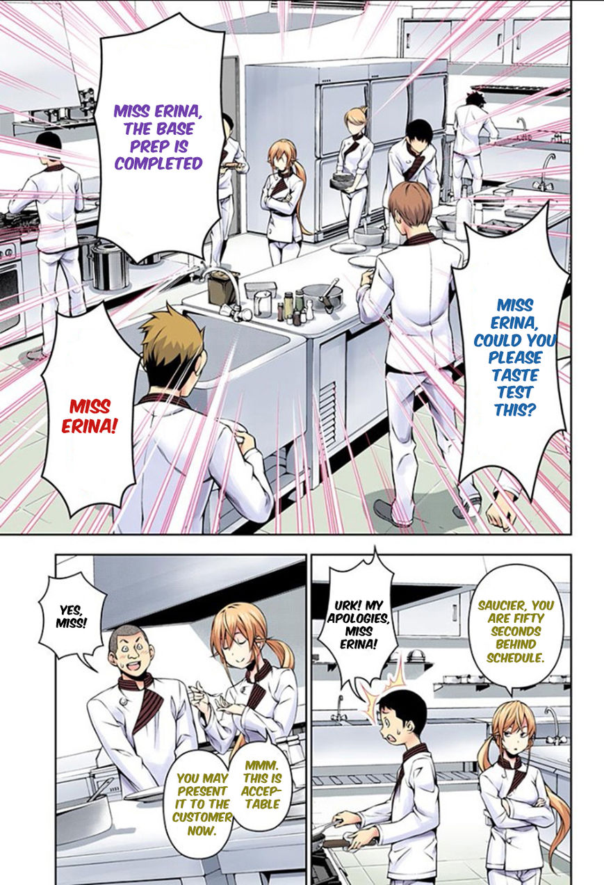Shokugeki no Soma - Chapter 123