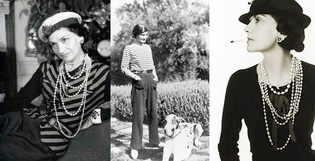 coco chanel style icon 1920s
