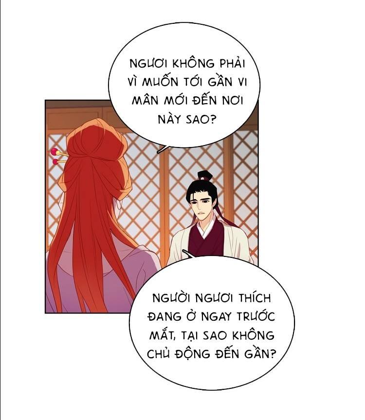 Ác nữ hoàng hậu chap 90 - Trang 28
