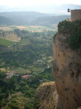 Ronda Balcony View