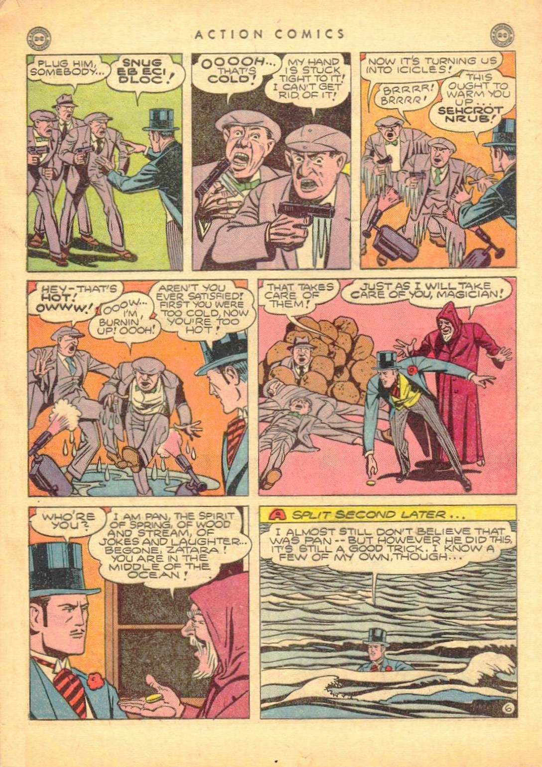 Read online Action Comics (1938) comic -  Issue #77 - 47