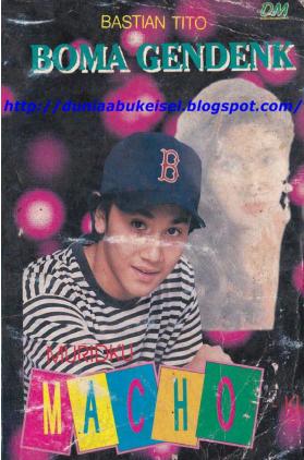 Serial Boma Gendenk Karya Bastian Tito