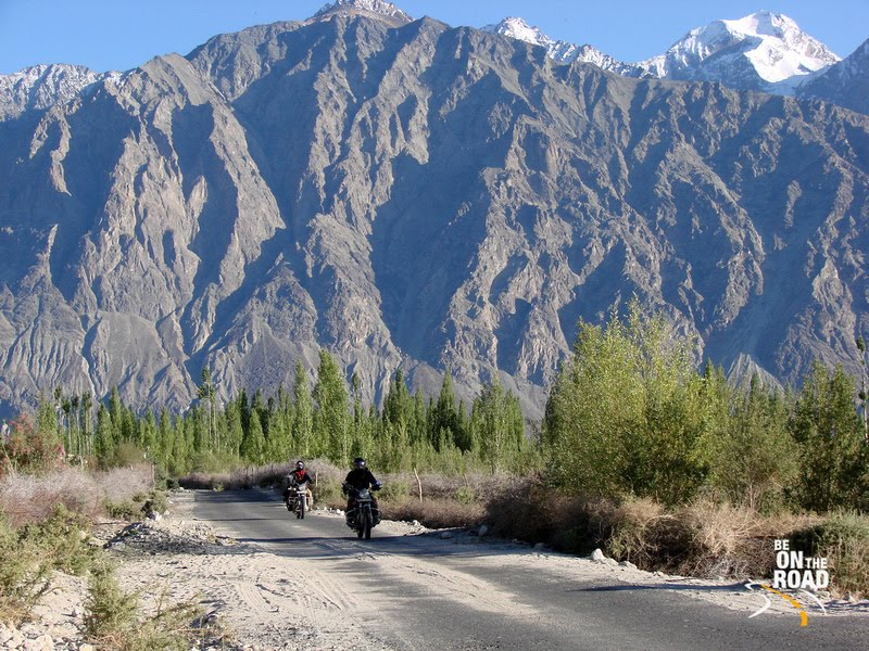 The best motorcycle rides in the Western Himalayas