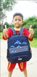tas ransel unik, tas anak lucu, tas anak murah