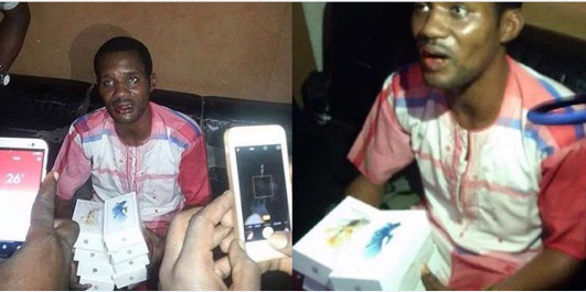 Seun Egbegbe's followers aren't buying his denial of Iphone theft