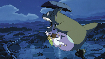 "My Neighbor Totoro (not a ""god of death"")"