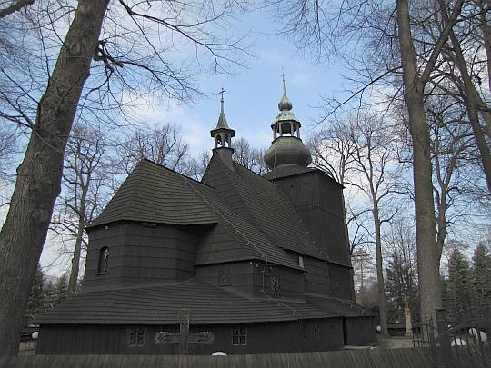 Kościół św. Barbary w Mikuszowicach