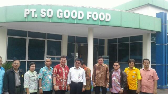 Lowongan Kerja PT. So Good Food, Jobs: Export - Import Staff, Area Sales Promotion Representative, Purchasing Staff, General Affair Staff, Sales Supervisor, Produksi Supervisor, SAP Consultant, Etc.