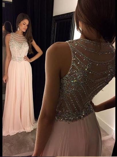https://www.simple-dress.com/elegant-a-line-long-chiffon-scoop-pink-prom-evening-dress-with-beading.html