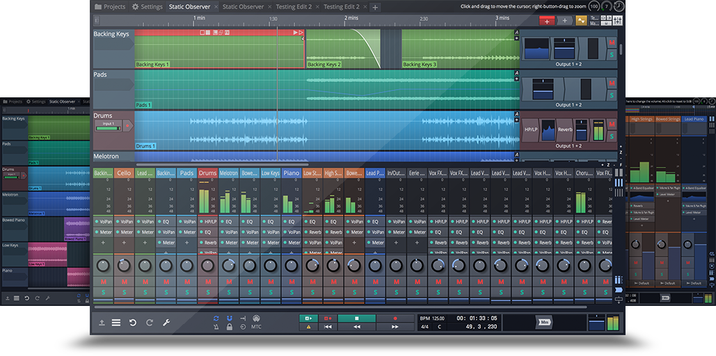 Tracktion launched Waveform Recording Software for PC, MAC & Linux ...
