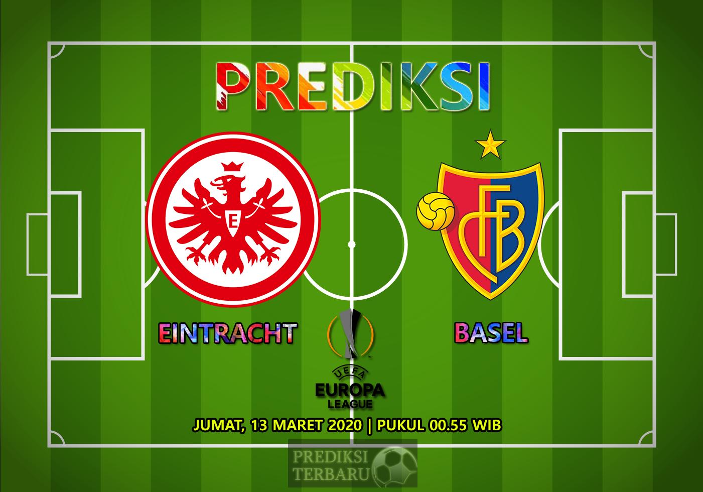 Prediksi Eintracht Frankfurt Vs Basel Jumat 13 Maret