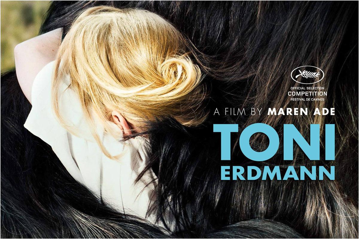 TONI ERDMANN - pelicula poster
