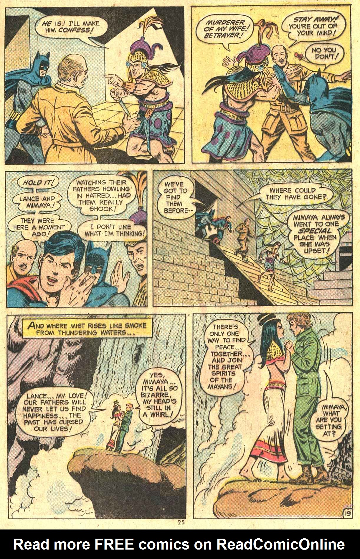 Read online World's Finest Comics comic -  Issue #230 - 25