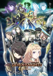 Seven Knights Revolution - Eiyuu no Keishousha (2021)