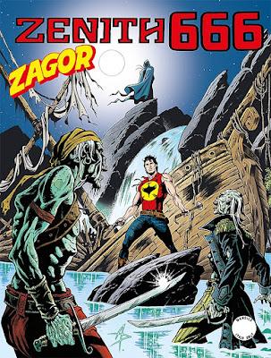 Zagor #615:: Zenith 666 (cover definitiva, Alessandro Piccinelli)