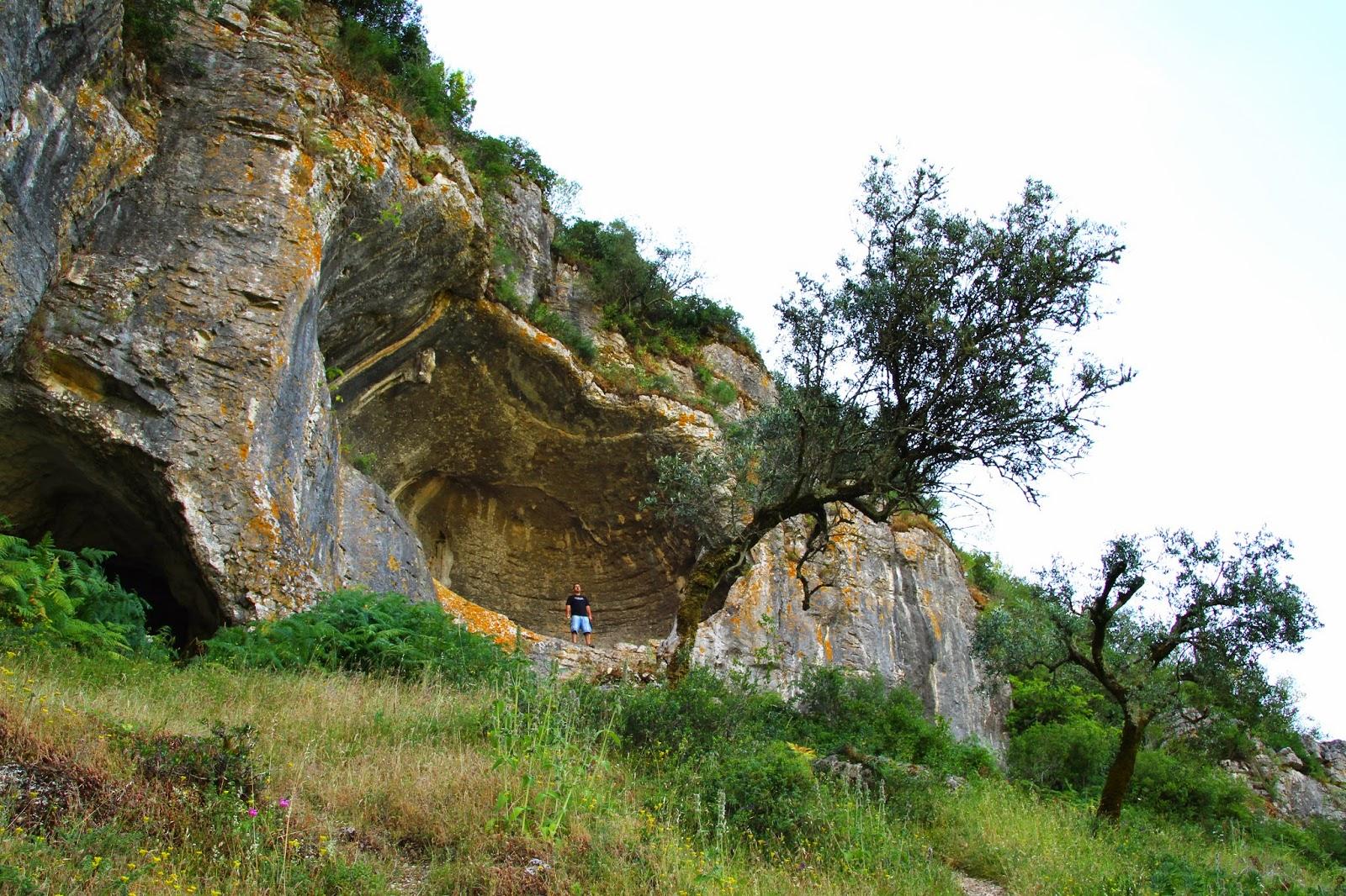 Vale das Buracas - Um segredo escondido no Maciço de Sicó | Portugal