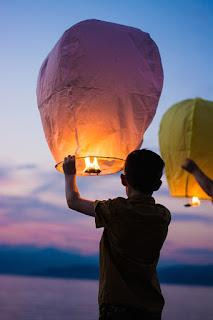 Festival delle Lanterne Thailandia