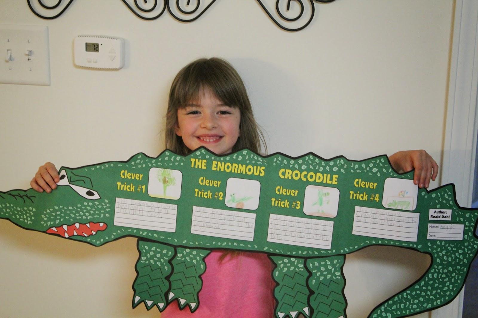 Spark And All The Enormous Crocodile