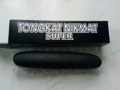 Tongkat nikmat super warna hitam