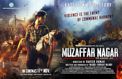 Poster Releases: 'Muzaffarnagar-The Burning Love', based on riots in 2013