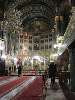 Paraclisul patriarhal Sfantul Spiridon Nou