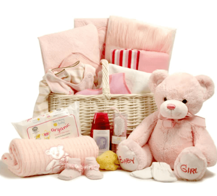 hamper, baby, gifts