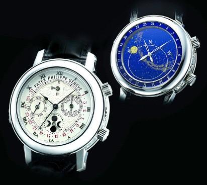 f5e13b5b194 A fabricante suíça é uma das mais poderosas no mundo dos relógios (não é a  toa que figura três vezes nessa lista)