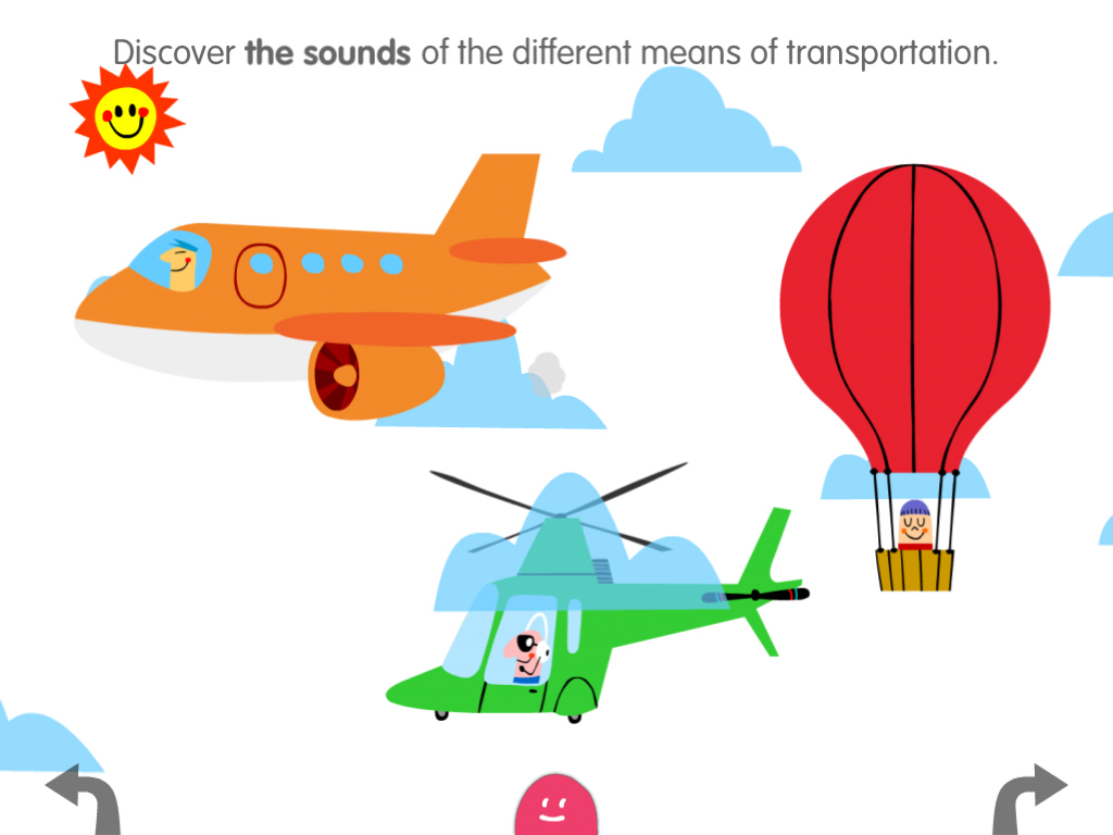 Air Transport Pictures For Kids