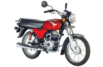 Bajaj Boxer CT100, coches y motos 10