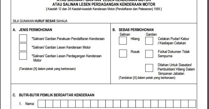 Roadtax Depan Pintu On9 Apa Yang Perlu Dilakukan Jika Roadtax