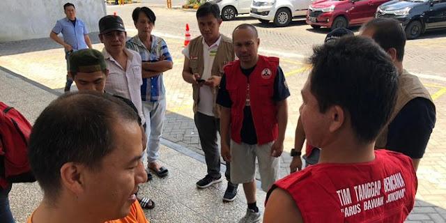 Arus Bawah Jokowi kirim tim medis bantu korban gempa Palu